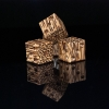 Palm Wood Wooden Six Sided Dice (d6)