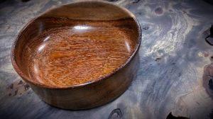 yucatan rosewood bowl